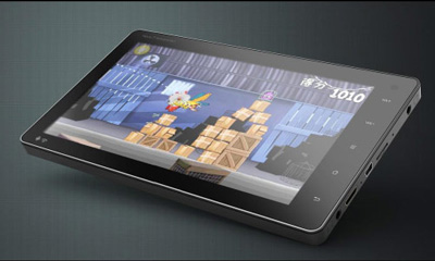Tablette tactile 7'' Android 4.3 : 180 €
